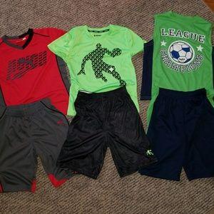 Boys play wear sets